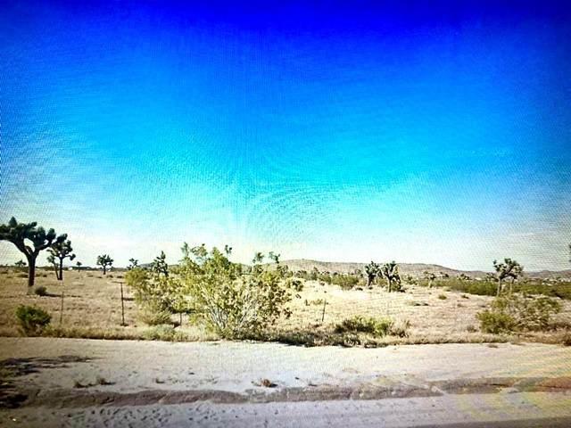 0 Aberdeen Drive, Yucca Valley, CA 92284 (#219061810DA) :: Massa & Associates Real Estate Group | eXp California Realty Inc