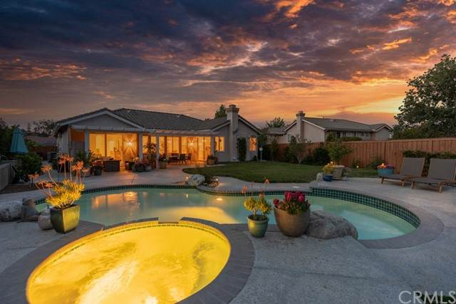 23503 Mountainside Court, Murrieta, CA 92562 (#SW21099328) :: Realty ONE Group Empire
