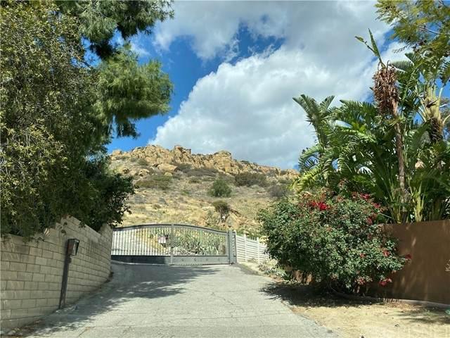 0 Thompson Lane, Chatsworth, CA 91311 (#SR21099346) :: eXp Realty of California Inc.