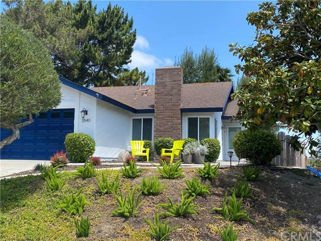 3540 Sea Ridge Road, Oceanside, CA 92054 (#PW21099247) :: Compass