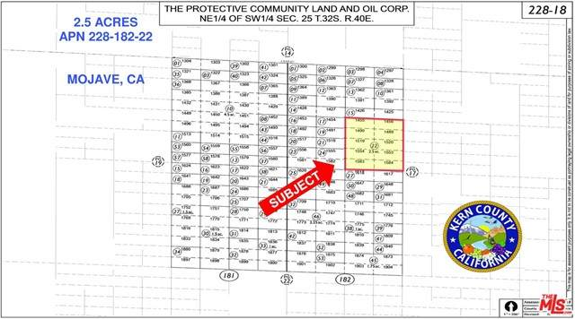 1 273 E, Mojave, CA 93501 (MLS #21729204) :: Desert Area Homes For Sale