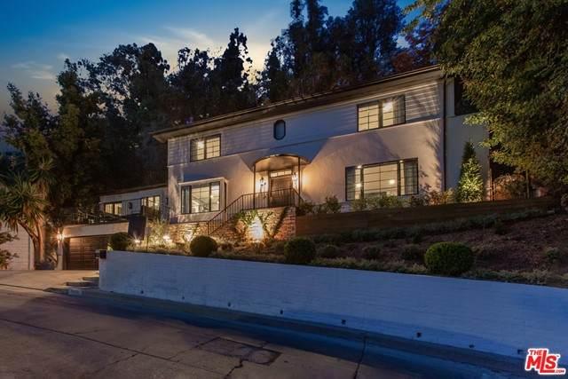 7053 Senalda Road, Los Angeles (City), CA 90068 (#21729154) :: Mint Real Estate