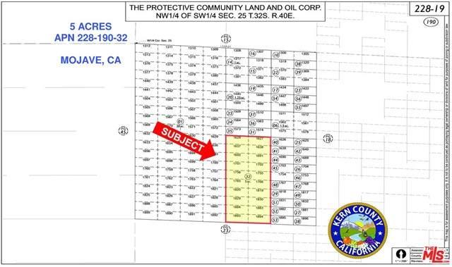1 272 E, Mojave, CA 93501 (MLS #21729208) :: Desert Area Homes For Sale