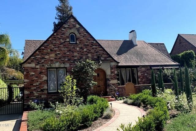 1570 Rose Villa Street, Pasadena, CA 91106 (#P1-4654) :: The Brad Korb Real Estate Group