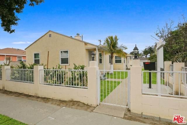 2606 E Carson Street, Carson, CA 90810 (#21729614) :: Mainstreet Realtors®