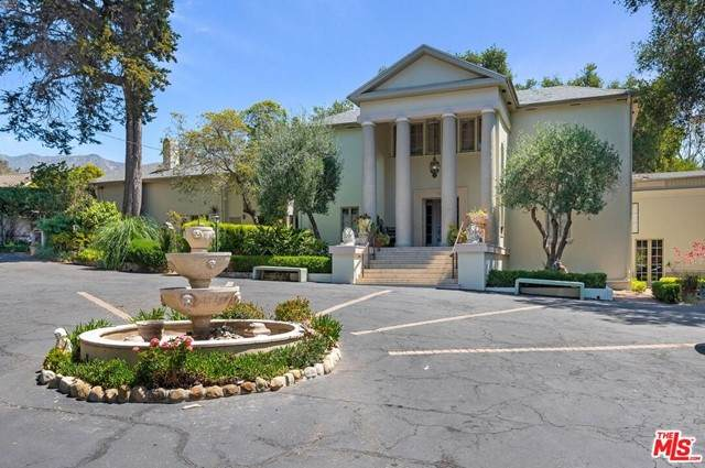 430 Hot Springs Road, Santa Barbara, CA 93108 (#21729810) :: Team Forss Realty Group