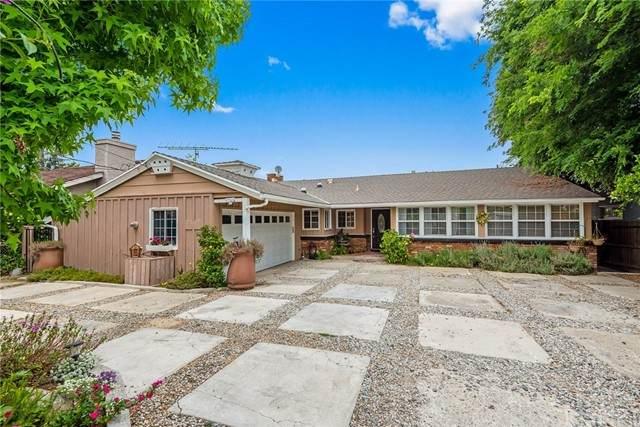15445 Camarillo Street, Sherman Oaks, CA 91403 (#SR21098840) :: The Brad Korb Real Estate Group