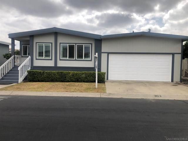 9255 N Magnolia #303, Santee, CA 92071 (#210012417) :: Mainstreet Realtors®