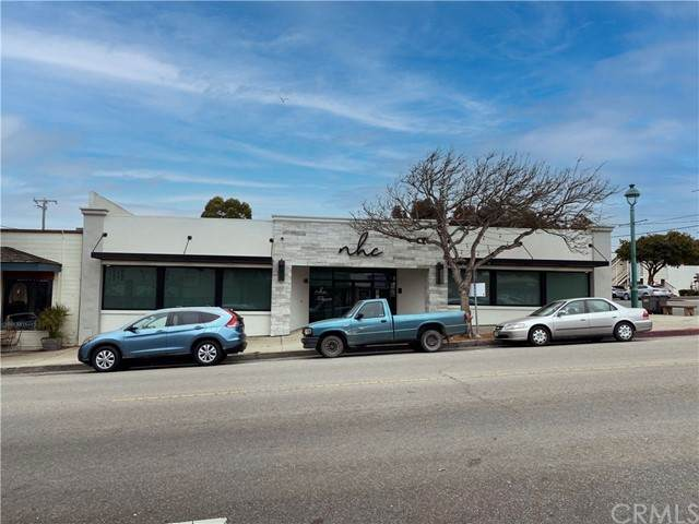 495 Morro Bay Boulevard, Morro Bay, CA 93442 (#PI21099481) :: Team Forss Realty Group