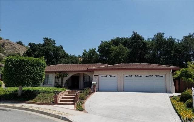 262 N Greencroft Avenue, Glendora, CA 91741 (#CV21099395) :: The Alvarado Brothers