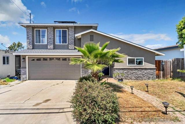 2820 Morningside St, San Diego, CA 92139 (#210012431) :: Rogers Realty Group/Berkshire Hathaway HomeServices California Properties