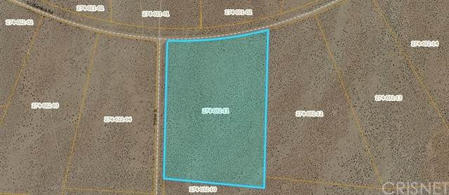 0 Cor Plane St & S Columbia Rd, California City, CA 93505 (#SR21099351) :: Realty ONE Group Empire