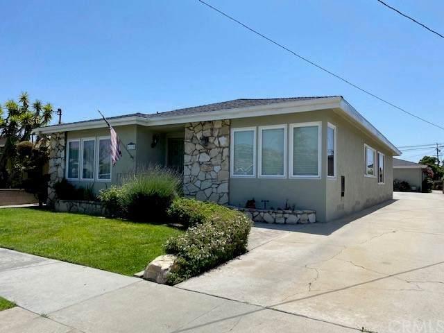 4228 134th Street, Hawthorne, CA 90250 (#SB21099577) :: Frank Kenny Real Estate Team