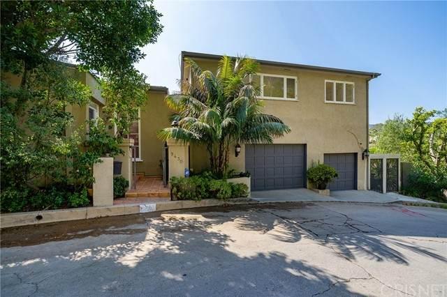 9430 Readcrest Drive, Beverly Hills, CA 90210 (#SR21099196) :: Mint Real Estate