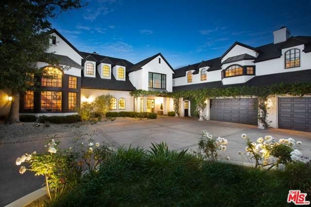2357 Kimridge Road, Beverly Hills, CA 90210 (#21729774) :: Mint Real Estate