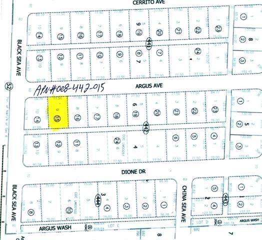 2856 Argus Avenue, Salton City, CA 92275 (#219061825DA) :: The Marelly Group | Sentry Residential
