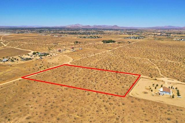 0 Chia Road, Apple Valley, CA 92308 (#535024) :: Realty ONE Group Empire