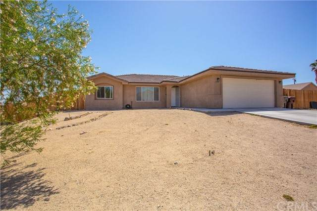 7593 Persia Avenue, 29 Palms, CA 92277 (#SW21097561) :: Realty ONE Group Empire