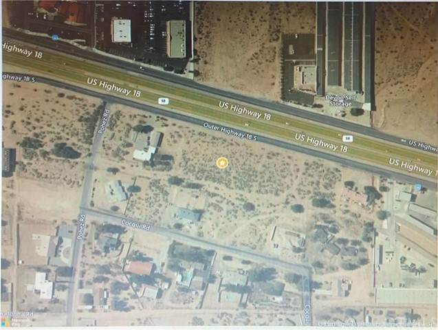 0 S Outer Hwy 18, Apple Valley, CA 92307 (#CV21098646) :: Realty ONE Group Empire