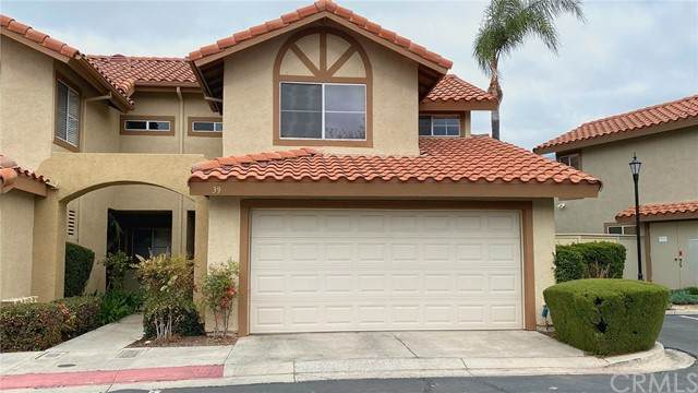 39 Vista Barranca #85, Rancho Santa Margarita, CA 92688 (#OC21099192) :: Mint Real Estate