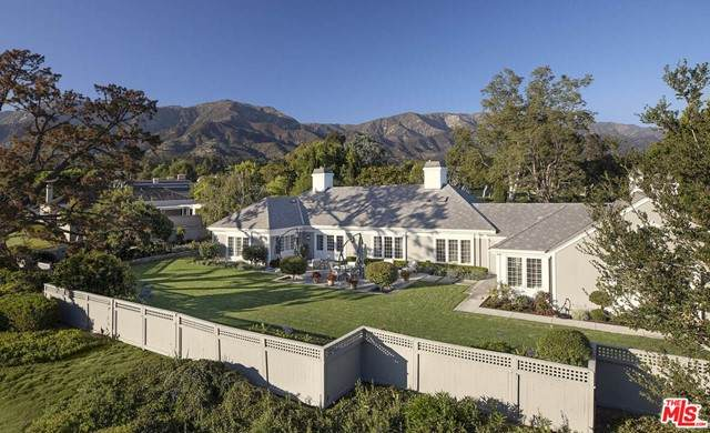 475 Crocker Sperry Drive, Montecito, CA 93108 (#21729960) :: Team Forss Realty Group