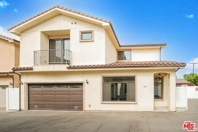 7611 Lilly Way, North Hollywood, CA 91605 (#21730008) :: The Brad Korb Real Estate Group