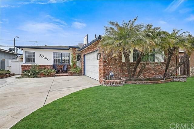 5348 W 142nd Place, Hawthorne, CA 90250 (#SB21099592) :: Frank Kenny Real Estate Team