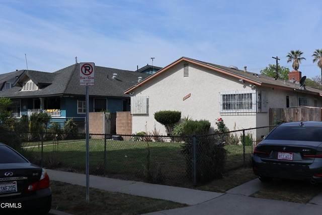 2943 S Harvard Boulevard, Los Angeles (City), CA 90018 (#P1-4657) :: The Brad Korb Real Estate Group