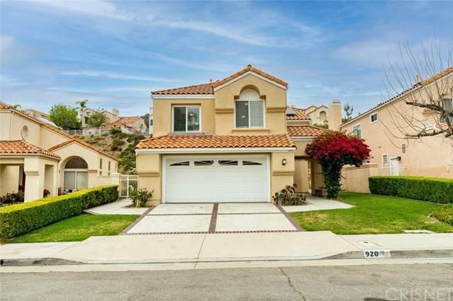 920 Calle Del Pacifico, Glendale, CA 91208 (#SR21099633) :: The Brad Korb Real Estate Group