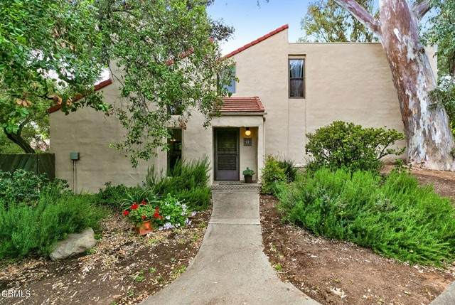 1008 Creekside Way E, Ojai, CA 93023 (#V1-5687) :: Compass