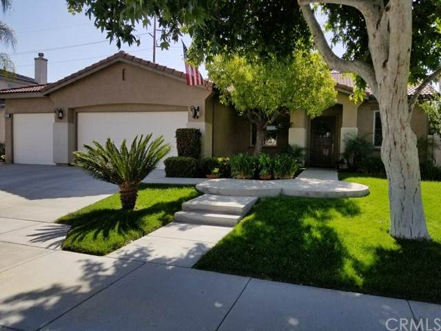 1092 Enchanted Trail, San Jacinto, CA 92582 (#SW21099572) :: The Costantino Group | Cal American Homes and Realty
