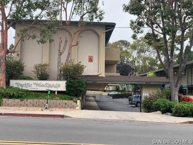 4651 Pico St Apt 207, San Diego, CA 92109 (#SDC0000126) :: Jett Real Estate Group