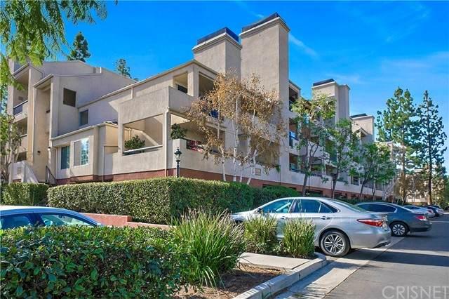 5530 Owensmouth Avenue #131, Woodland Hills, CA 91367 (#SR21099732) :: The Brad Korb Real Estate Group