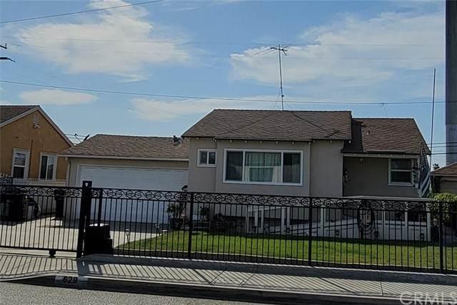 629 Westcott Avenue, Baldwin Park, CA 91706 (#CV21099822) :: RE/MAX Masters