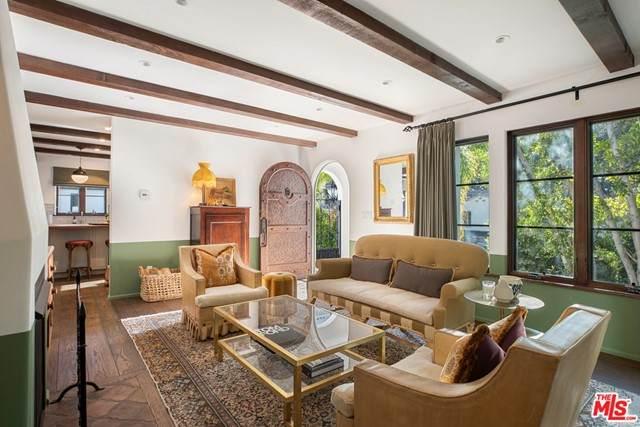 8241 Marmont Lane, Los Angeles (City), CA 90069 (#21729684) :: Mint Real Estate