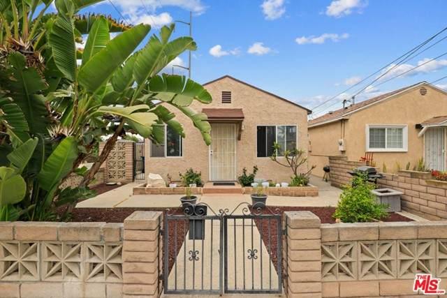 4457 W 162Nd Street, Lawndale, CA 90260 (#21730078) :: Mainstreet Realtors®