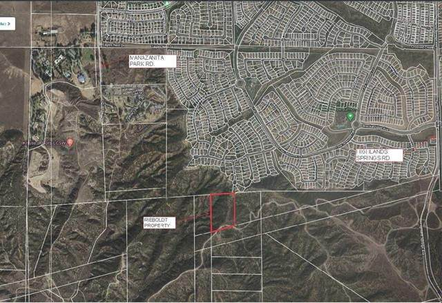 0 7.3 Acres Street Undermined, Beaumont, CA 92223 (#219061845DA) :: RE/MAX Masters