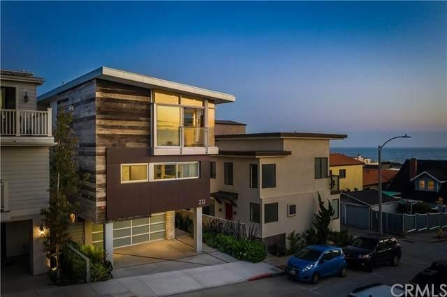 232 26th Street, Hermosa Beach, CA 90254 (#SB21098992) :: Compass