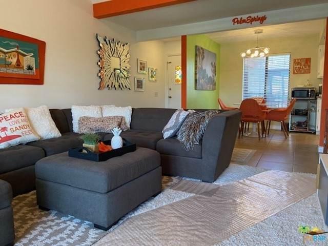 1407 N Sunrise Way #36, Palm Springs, CA 92262 (#21729996) :: Blake Cory Home Selling Team