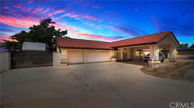 13116 Rincon Road, Apple Valley, CA 92308 (#CV21099922) :: Realty ONE Group Empire