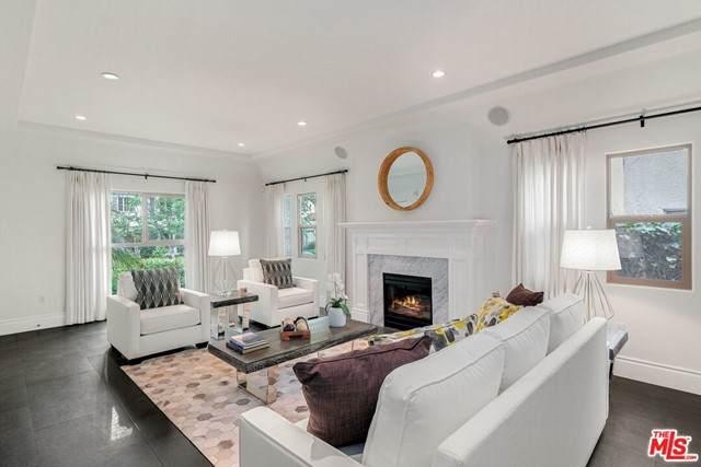 350 N Orange Drive, Los Angeles (City), CA 90036 (#21730136) :: Rogers Realty Group/Berkshire Hathaway HomeServices California Properties