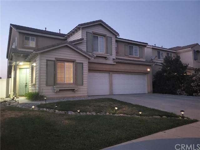 26926 Nucia Drive, Moreno Valley, CA 92555 (#IV21099944) :: The DeBonis Team