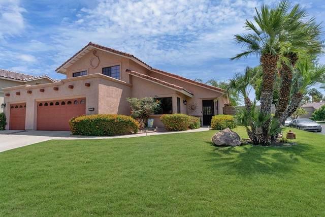 49440 Via Pompa, La Quinta, CA 92253 (#219061848DA) :: Wahba Group Real Estate | Keller Williams Irvine