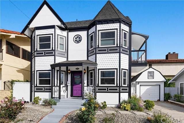 218 Beryl Street, Redondo Beach, CA 90277 (#SB21099130) :: Steele Canyon Realty
