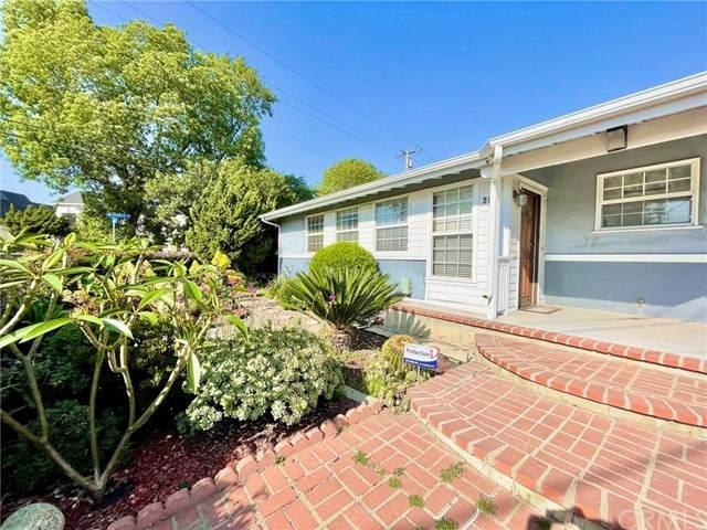 600 Cecil Street, Monterey Park, CA 91755 (#PW21099963) :: CENTURY 21 Jordan-Link & Co.