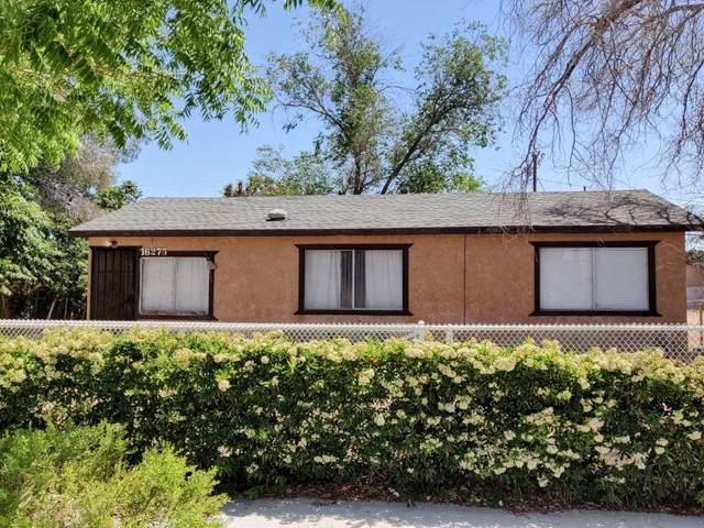 16275 Spruce Street, Hesperia, CA 92345 (#535036) :: Realty ONE Group Empire