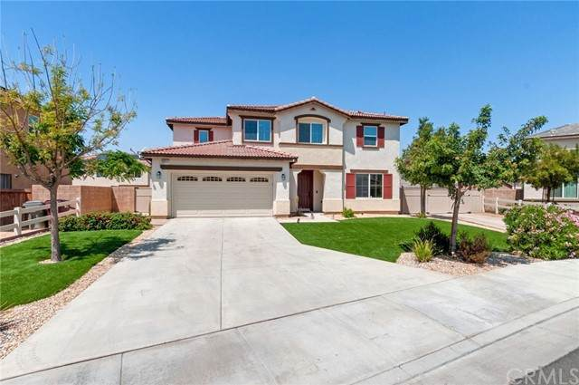 25627 Solell Circle, Menifee, CA 92585 (#IG21088325) :: The Marelly Group | Sentry Residential