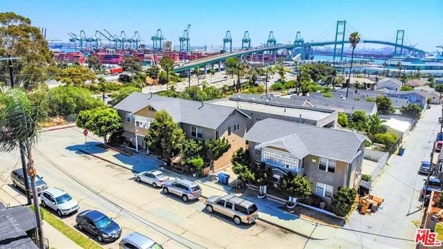 522 N Centre Street, San Pedro, CA 90731 (#21730100) :: Berkshire Hathaway HomeServices California Properties