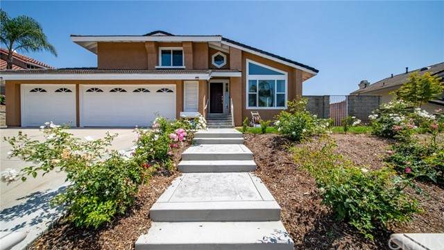 632 N Pacer Court, Walnut, CA 91789 (#TR21099363) :: Team Forss Realty Group