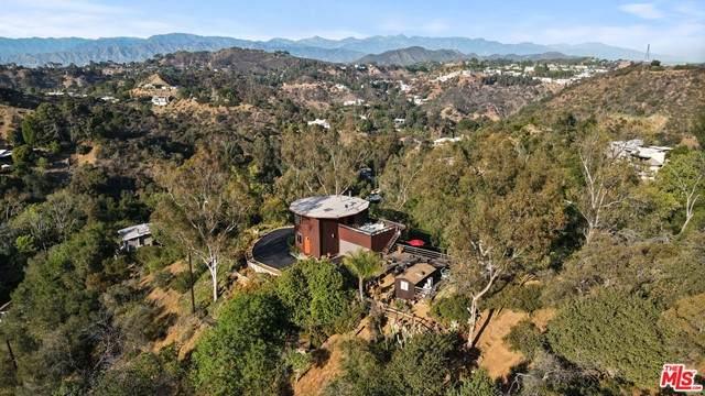 8870 Crescent Drive, Los Angeles (City), CA 90046 (#21729728) :: Mint Real Estate